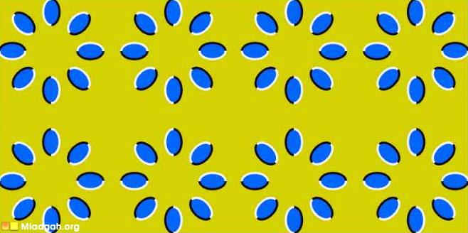 خطای دید - تصاویر جالب از خطای چشم آدم